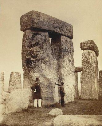 Stonehenge 1867 zdjecie