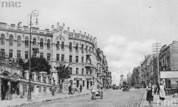 Ulica Wielka Pohulanka w Wilnie 1