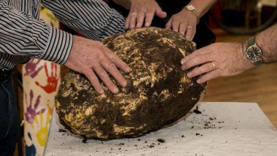 Bryla masla sprzed 2 tys lat
