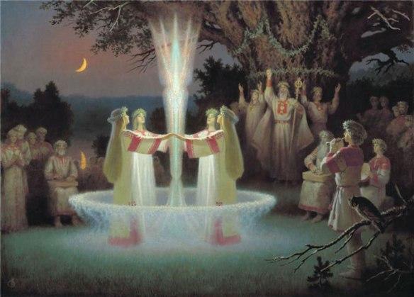 noc kupaly obraz 1995