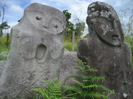 pokekea posągi 2