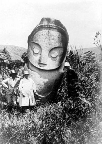 posąg Bada 1930 r