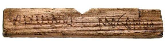 tabliczka rzymska w Londynie 2
