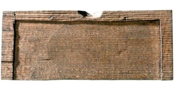 tabliczka rzymska w Londynie 4