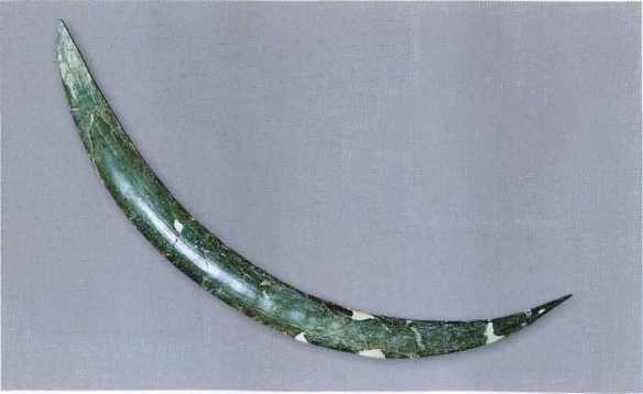 Bumerang z Jaskinii Obłazowej