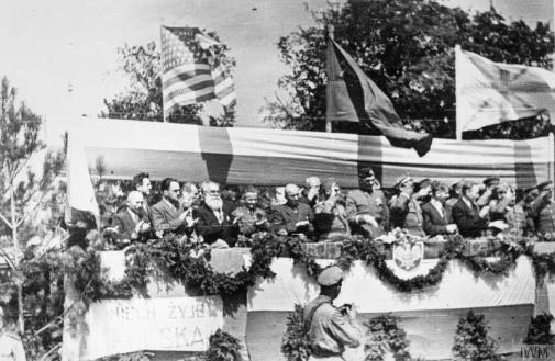 generał berling 1944 lublin