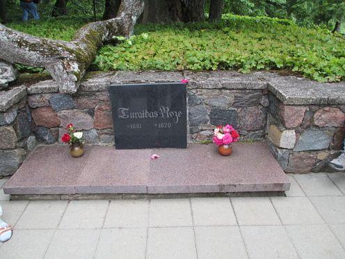 Grob Róży Turaidy