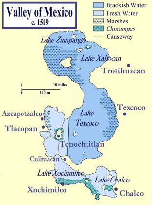 jezioro titttaca 1519 rok
