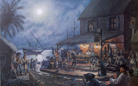 Kapitan Kidd na Madagaskarze