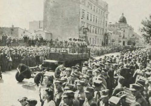 Lublin 1944 defilada 1