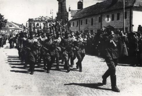 Lublin 1944 defilada