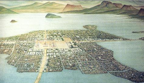 Miasto Tenochtitlan