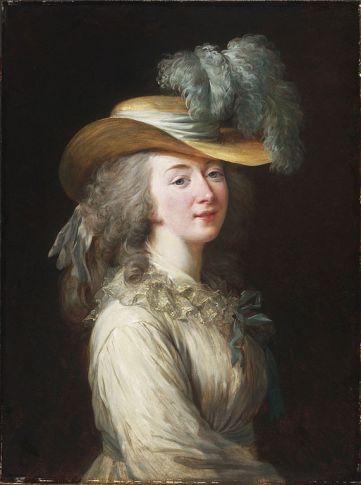Portret Madame du Barry autorstwa Élisabeth Vigée-Lebrun 1781