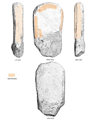 etruska kamienna stella Uni 3
