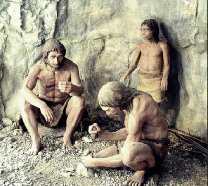 narzedzia neandertalczyk Fot. Jaroslav A. Polák Flickr