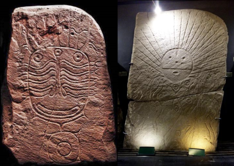 stele okuniewska kultura