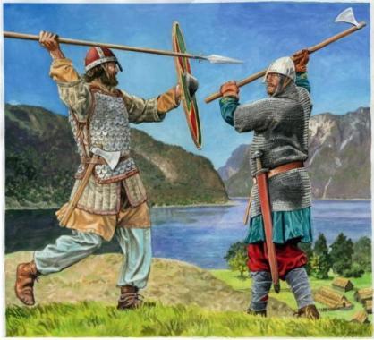 słowiańscy wojownicy marek szyszko