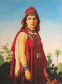 Portret Berberyjki, źródło: vitaminedz.com