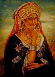 Obraz, Al-Kahiny, autorstwa Aitziane Hacene, źródło: fineartamerica.com