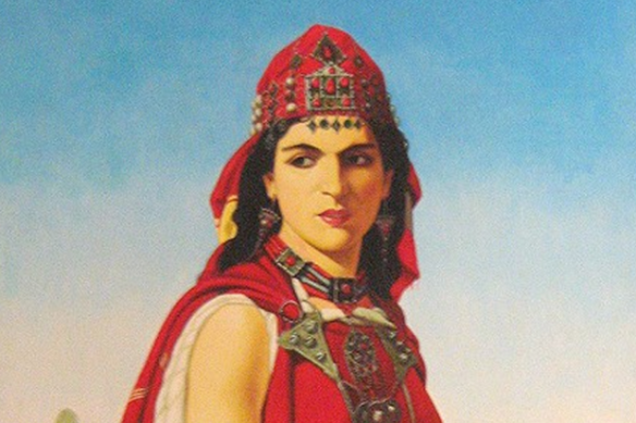 portret-berberyjka