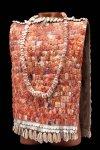 Coraza de Tula, rytualny strój, kultura Tolteków, 650-900r.