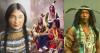Niezwykłe kolorowe zdjęcia rdzennych Amerykanów z przełomu XIX i XXwieku