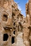 Ulica ruin berberyjskiego miastaNalut