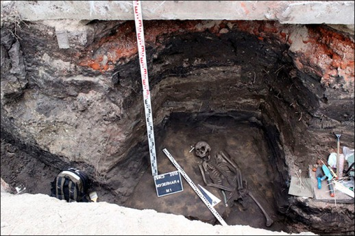 grób wojownika oms 2
