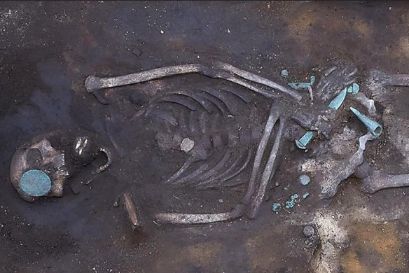 grób wojownika omsk