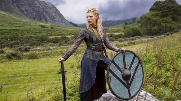 Katheryn Winnick jako Lagertha w wikingach