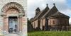 Portal i zdobienia kościoła świętych Marii i Dawida wKilpeck