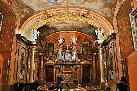 Biblioteka Clementinum 13