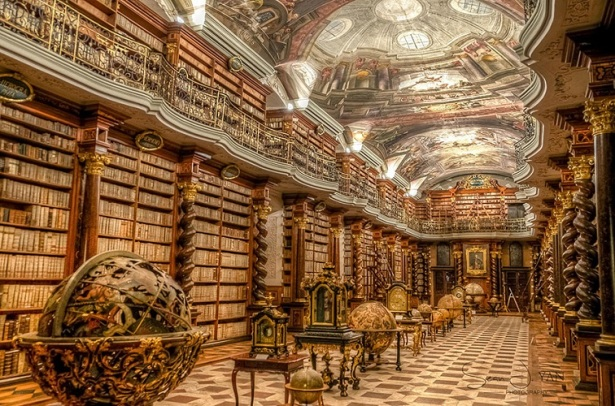 Biblioteka Clementinum 2