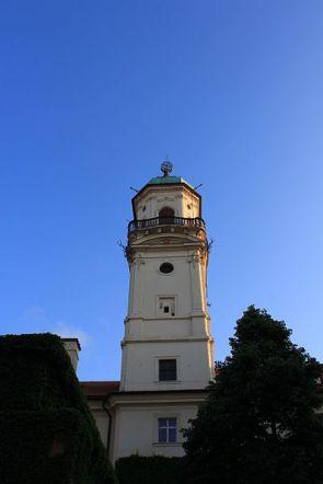 Biblioteka Clementinum 6 wieza astronomiczna