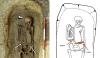 We Włoszech odkryto średniowieczny grób mężczyzny z nożem zamiastręki
