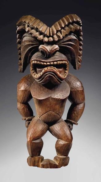 hawajski bog Ku