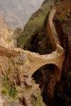Most z XVII w., w Shehar wJemenie
