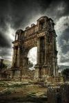 Łuk Triumfalny Karakalli, 216 r.n.e., Dżemila,Algeria