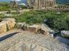 Rzymska mozaika i bazylika wVolubilis